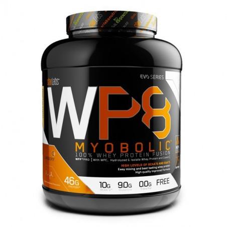 WP8 MYOBOLIC 2.0 -2270g  CHOCOLATE