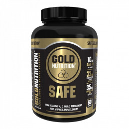 SAFE GOLD NUTRITION 60 caps