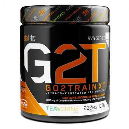 G2T GO TO TRAIN XT  360g- 30 SERV.