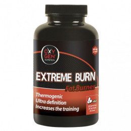 EXTREME BURN FAT BURNER 60Cps