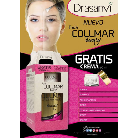 PACK COLLMAR BEAUTY FRUTAS DEL BOSQUE+CREMA FACIAL