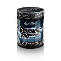 GLUTAMIN PRO 500 GR IRONMAXX