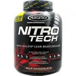NITRO TECH PERFORMANCE...