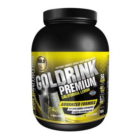 GOLD DRINK PREMIUM 750g LIMÓN