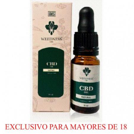 CBD OIL 20% - 10ml - 100% NATURAL