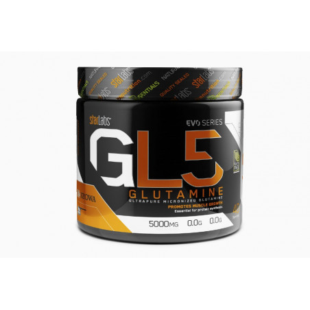 GL5 ULTRAPURE GLUTAMINE  500 gr
