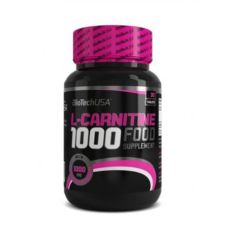 L-CARNITINE 1000 - 60 TAB.
