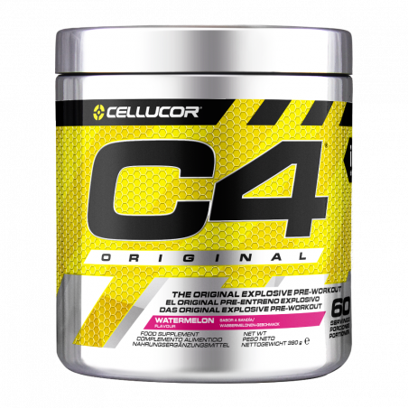 C4 ORIGINAL 390g - 60 SEV. CELLUCOR