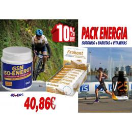 PACK ENERGY...