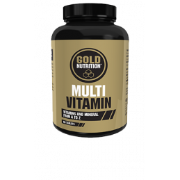 MULTIVITAMIN 60 TABS GOLD...