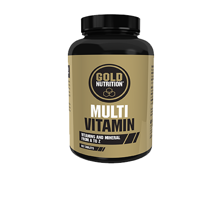 MULTIVITAMIN 60 TABS GOLD NUTRITION