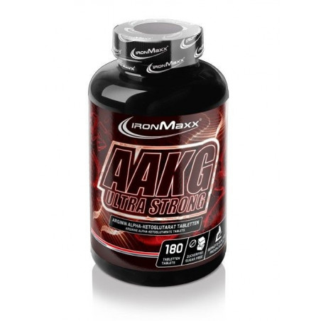 AAKG ULTRA STRONG 180 TABLETS X1600MG