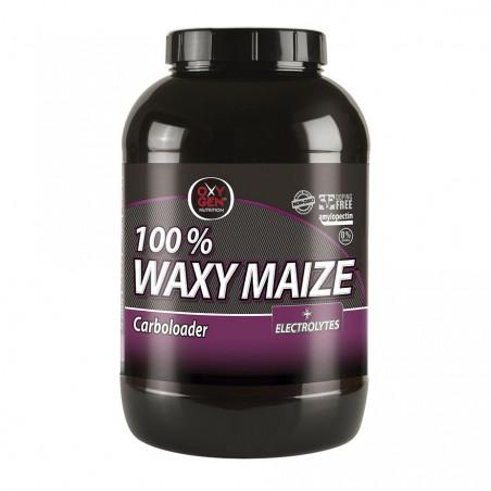 100% WAXY MAIZE + ELECTROLITOS  2 Kg LIMON