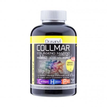 COLLMAR 180 CPS COLAGENO MASTICABLE LIMON