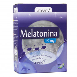 MELATONINA 60 CPS 1,9mg