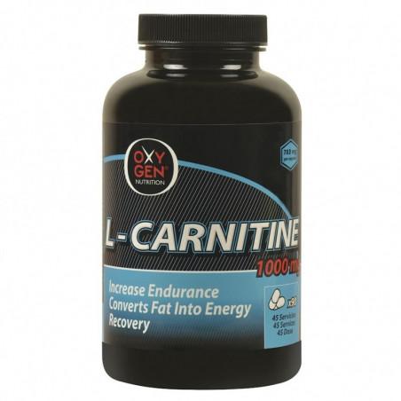 L-CARNITINA 100mg 90Cps