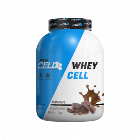100% WHEY CELL 900gr