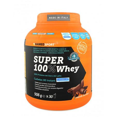 SUPER 100% WHEY PROTEIN 908gr