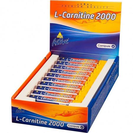 L-CARNITINA ( 2000mg )20 VIALES X 25 ML. INKOSPOR