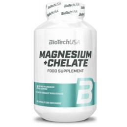 MAGNESIUM + CHELATED 60 CAPS