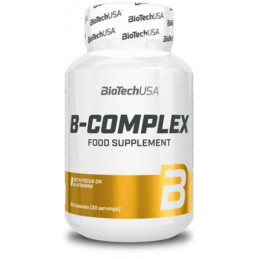 B-COMPLEX - 60 TABLETAS